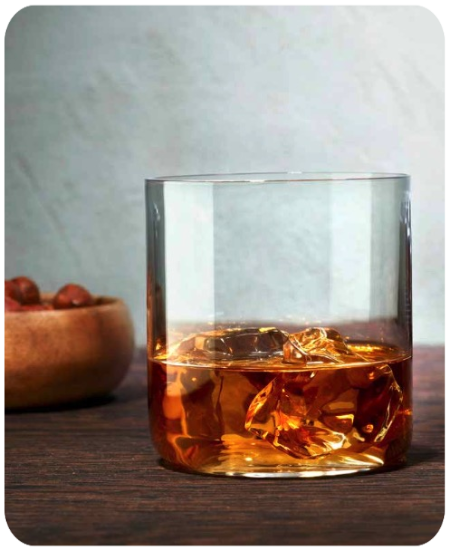 bicchiere whiskey finesse
