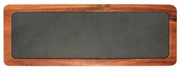 piatto legno ardesia