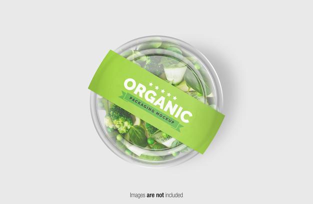 Packaging per alimenti bio