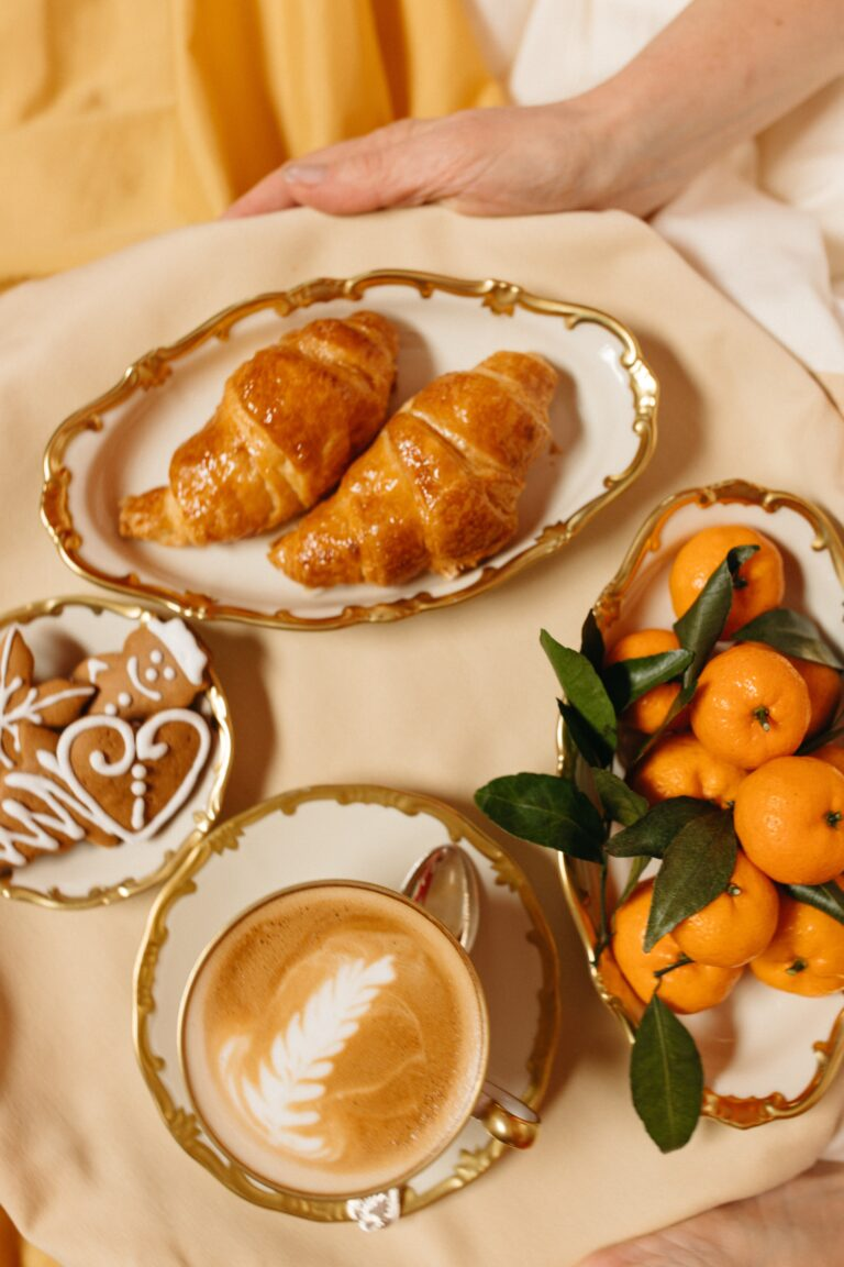 colazione in albergo