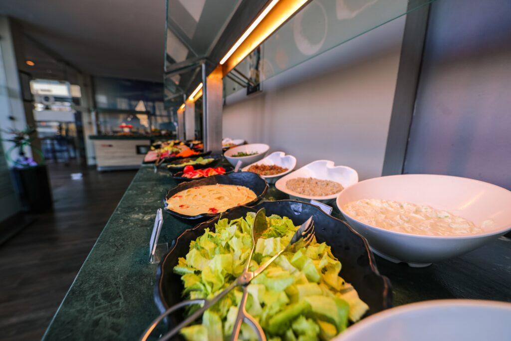 colazione in albergo continentale