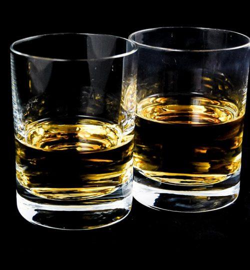 Bicchieri per whiskey o cognac