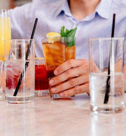 Bicchieri da cocktails