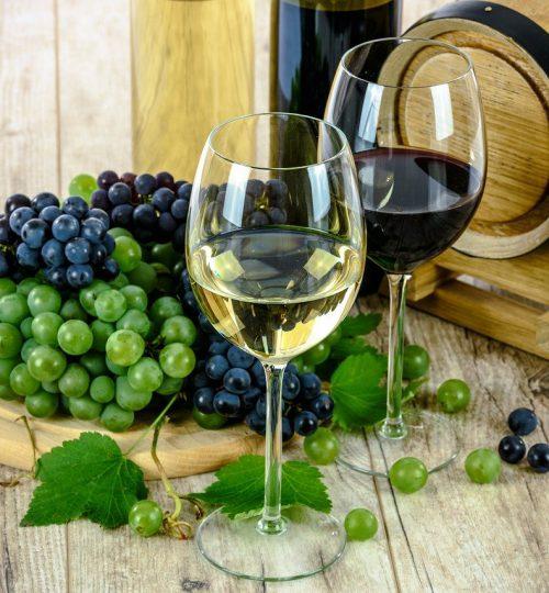 Calici per vini bianchi fermi