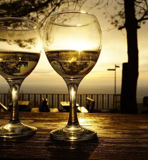 Calici in cristallo per ristoranti